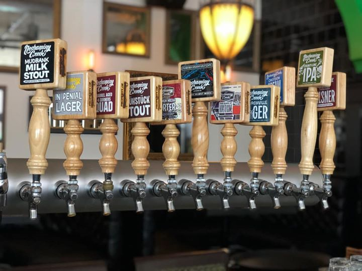 We're all set for tonight's Neshaminy Creek's Tap Takeover beginning at 6pm, the question is..are you?