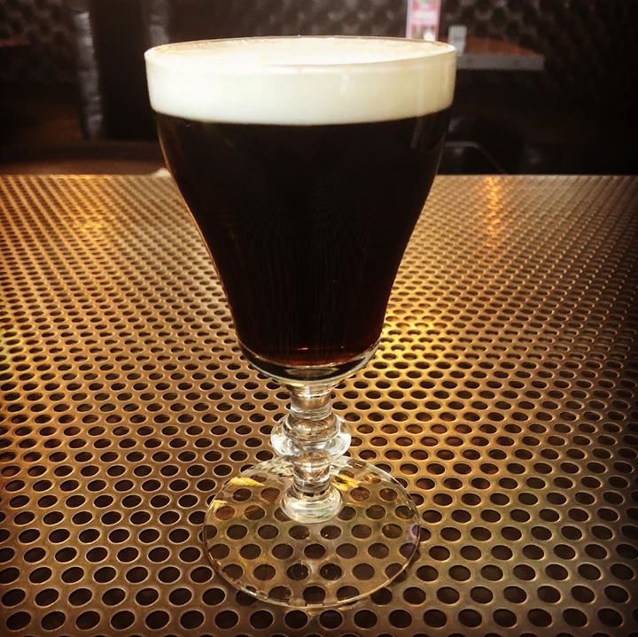 Happy St. Patrick's Day from Local Whiskey!! Come in and celebrate with some of our featured Irish Day themed fare! • • • Wash away the fog of your Saturday night with a refreshing Irish Coffee! Bushmills Irish Whiskey, Coffee, Demerara Syrup, Fresh Whipp