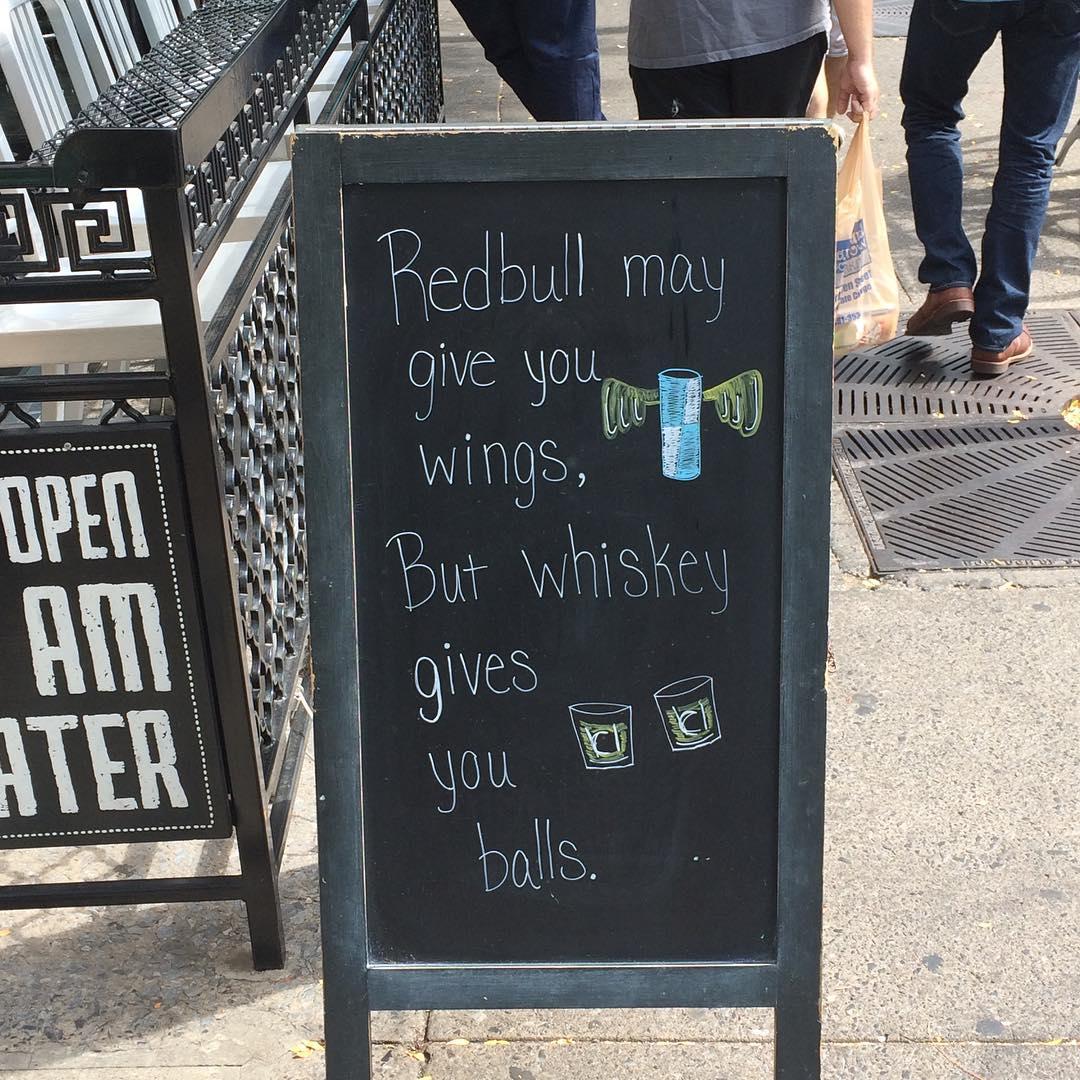 #localwhiskey #chalkboard #whiskeyball #whiskey