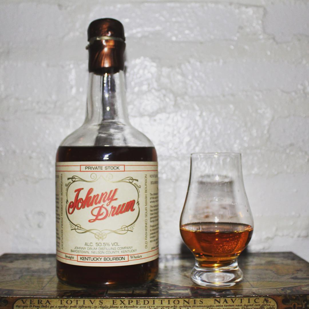 Stop into Local Whiskey for our featured bourbon this week: Johnny Drum Private Stock ••• This whiskey is named after the young men under the age of 18 who wanted to join the service during the Civil War, but could only do so as drummers, or, as messenger